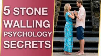 Stonewalling Psychology Stonewalling Abuse What Is Stonewalling 350x195 - Stonewalling Psychology & Stonewalling Abuse - What Is Stonewalling? 🤔
