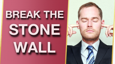 How To Deal With Stonewalling Stonewalling Emotional Abuse 5 Effective Strategies 1 383x215 - How To Deal With Stonewalling & Stonewalling Emotional Abuse (5 Effective Strategies!)