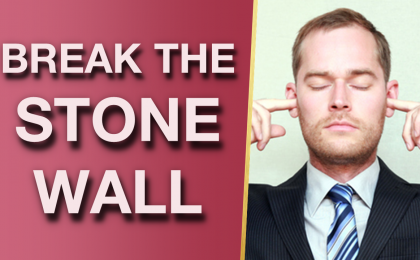 How To Deal With Stonewalling Stonewalling Emotional Abuse 5 Effective Strategies 1 420x260 - How To Deal With Stonewalling & Stonewalling Emotional Abuse (5 Effective Strategies!)